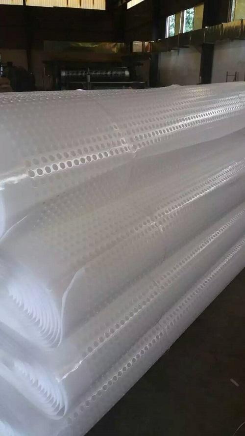 白色全新料防护排水板