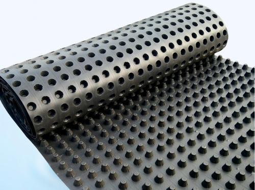 卷材排水板--耐根穿刺排水板