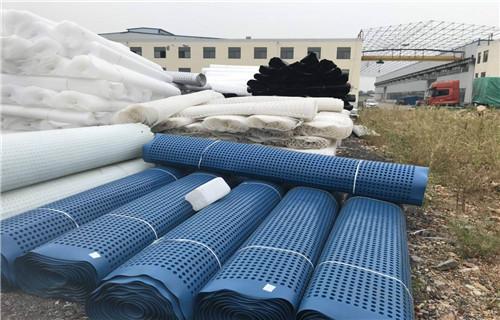 排水板厂家现货储备展示