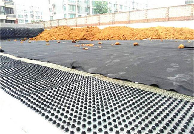 3公分高车库顶板排水板