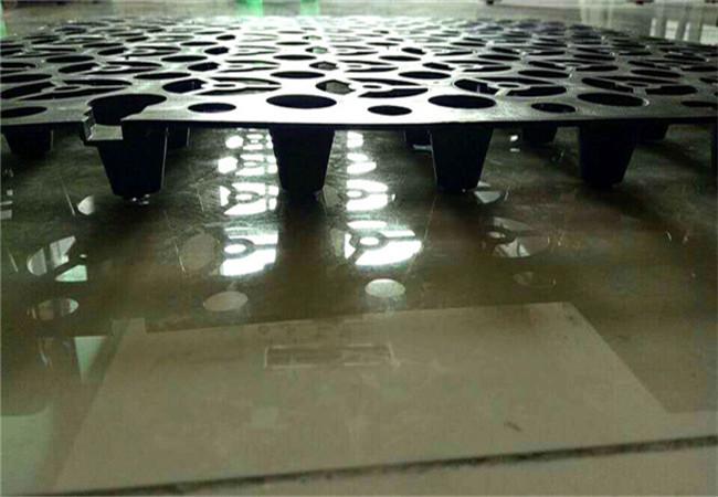 蓄排水板高度展示