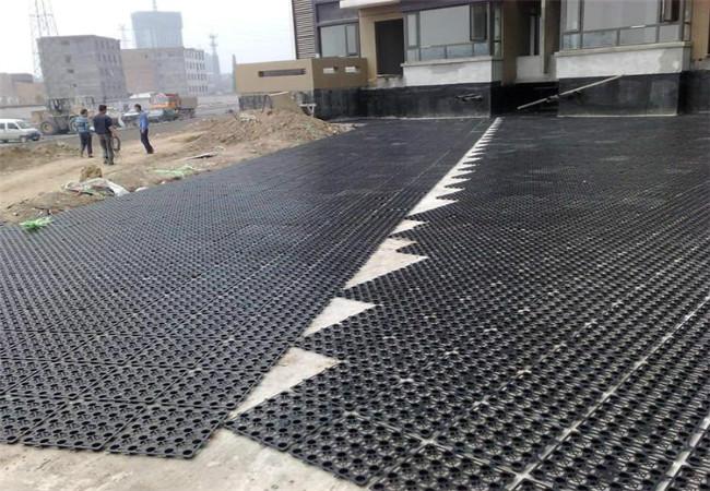 排水板厂家直销,到工地指导施工