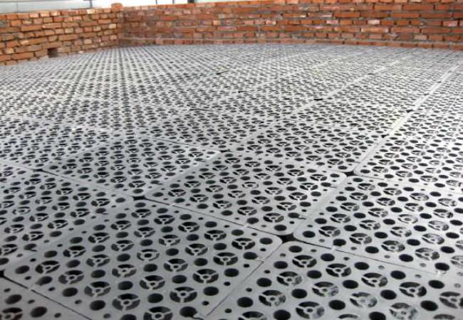 房顶蓄排水板