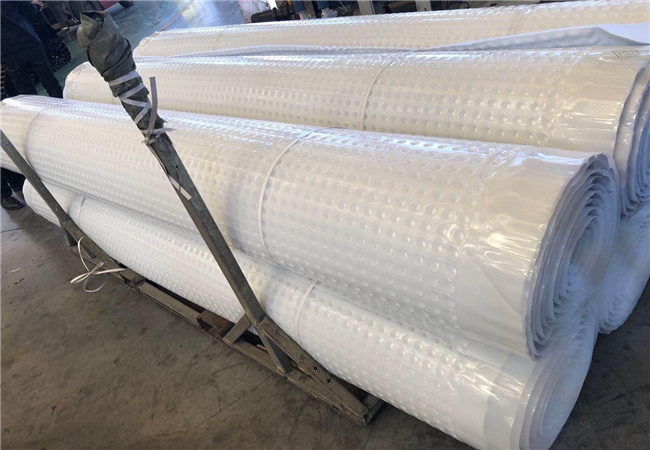 全新料塑料排水板