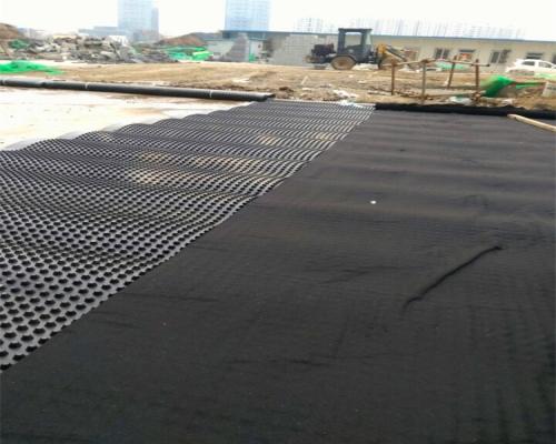 车库塑料排水板