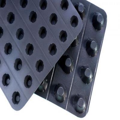 黑色防排水板大全,规格齐全